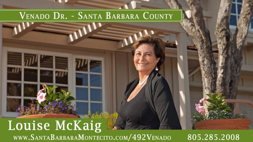 village properties, santa barbara real estate, montecito real estate, louise mckaig, realtor