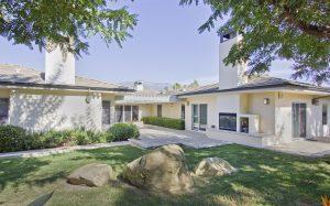 backyard, santa barbara house, santa barbara real estate, hope ranch homes,