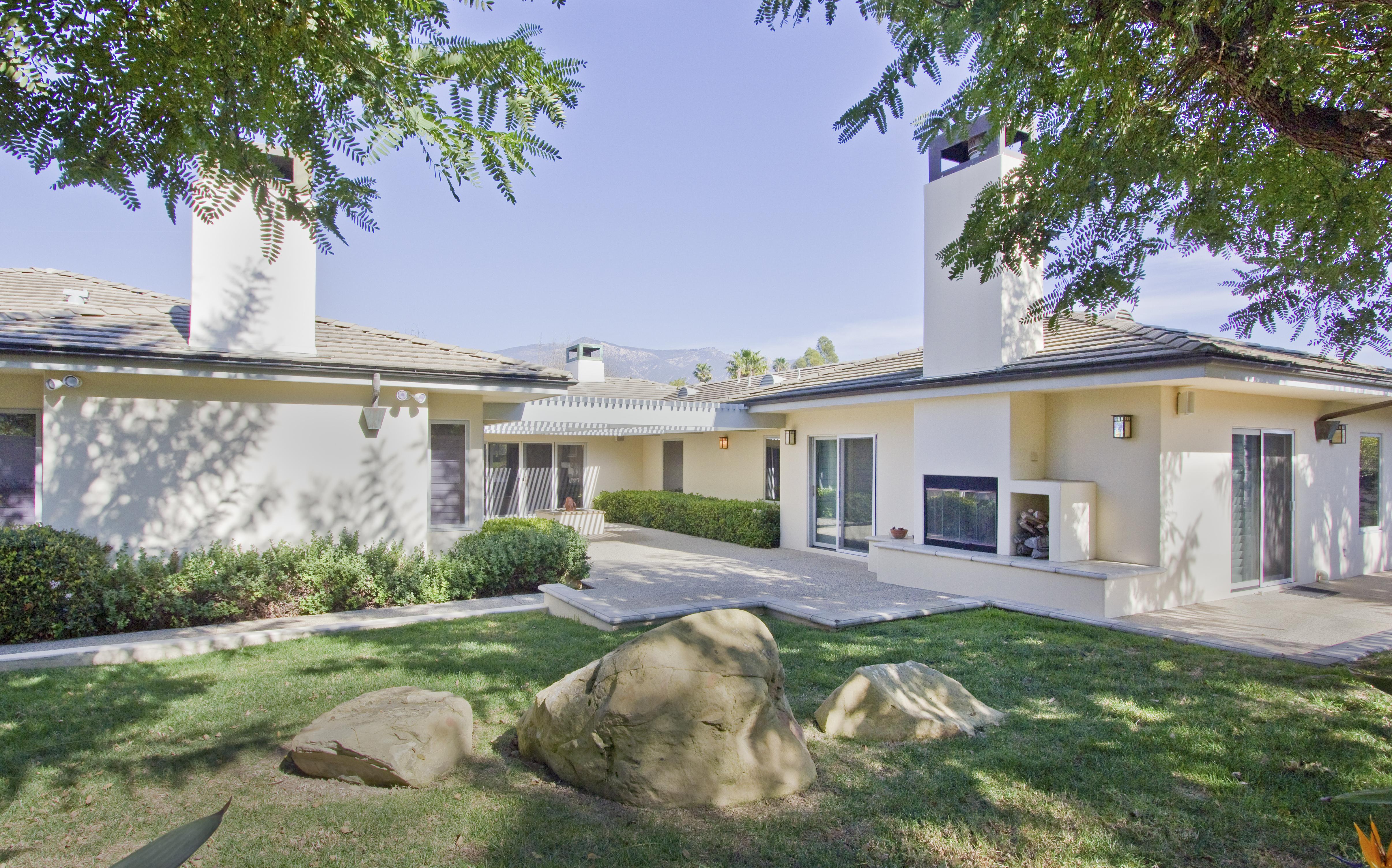 4587 camino molinero santa barbara home for sale for Barbara house