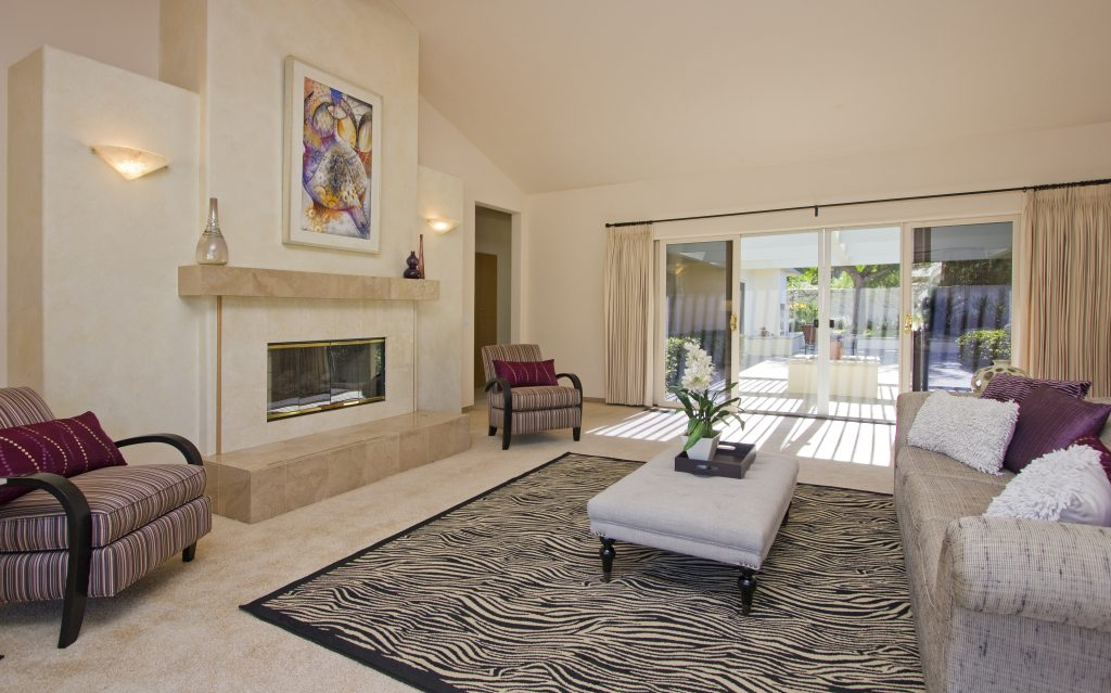 Living room, sliding glass doors, custom built house, entertaining room, family room, real estate,