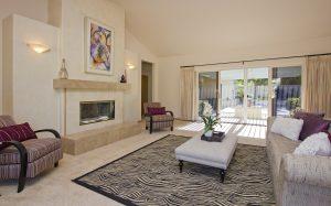 Living room, sliding glass doors, custom built house, entertaining room, family room, real estate,