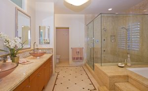high end bathroom, custom architecture, luxury design, real estate in santa barbara, montecito house, santa barbara county mls