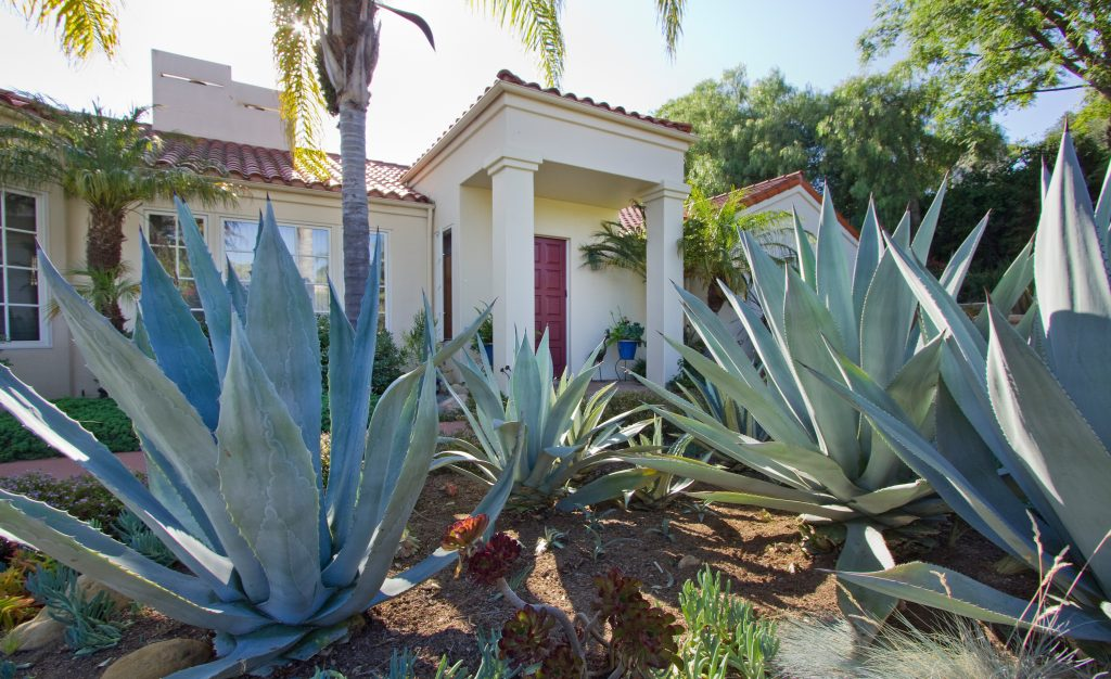 front house, luxury home, santa barbara luxury, montecito real estate, village properties, louise mckaig