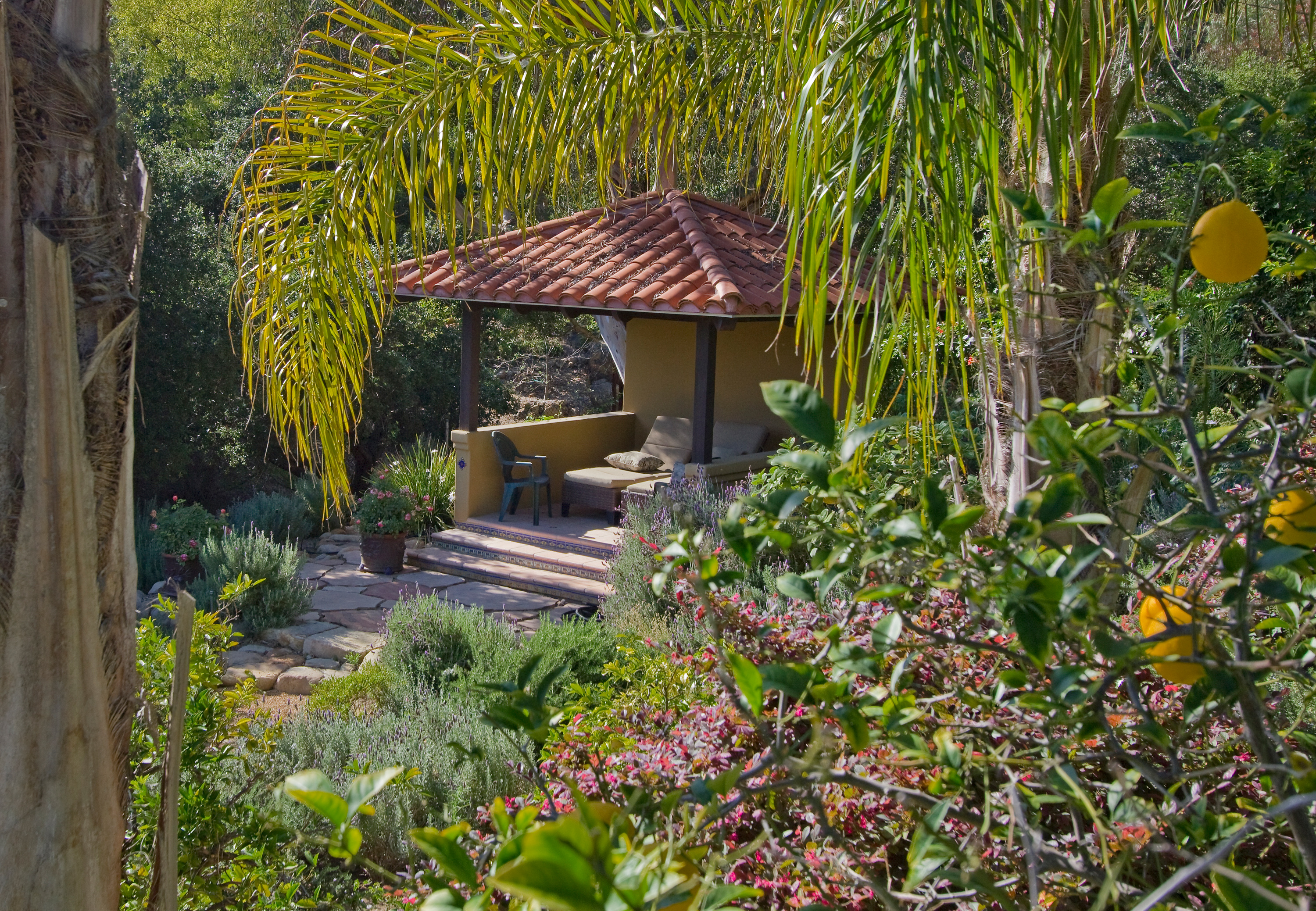 Open House For Luxury Home In Santa Barbara
