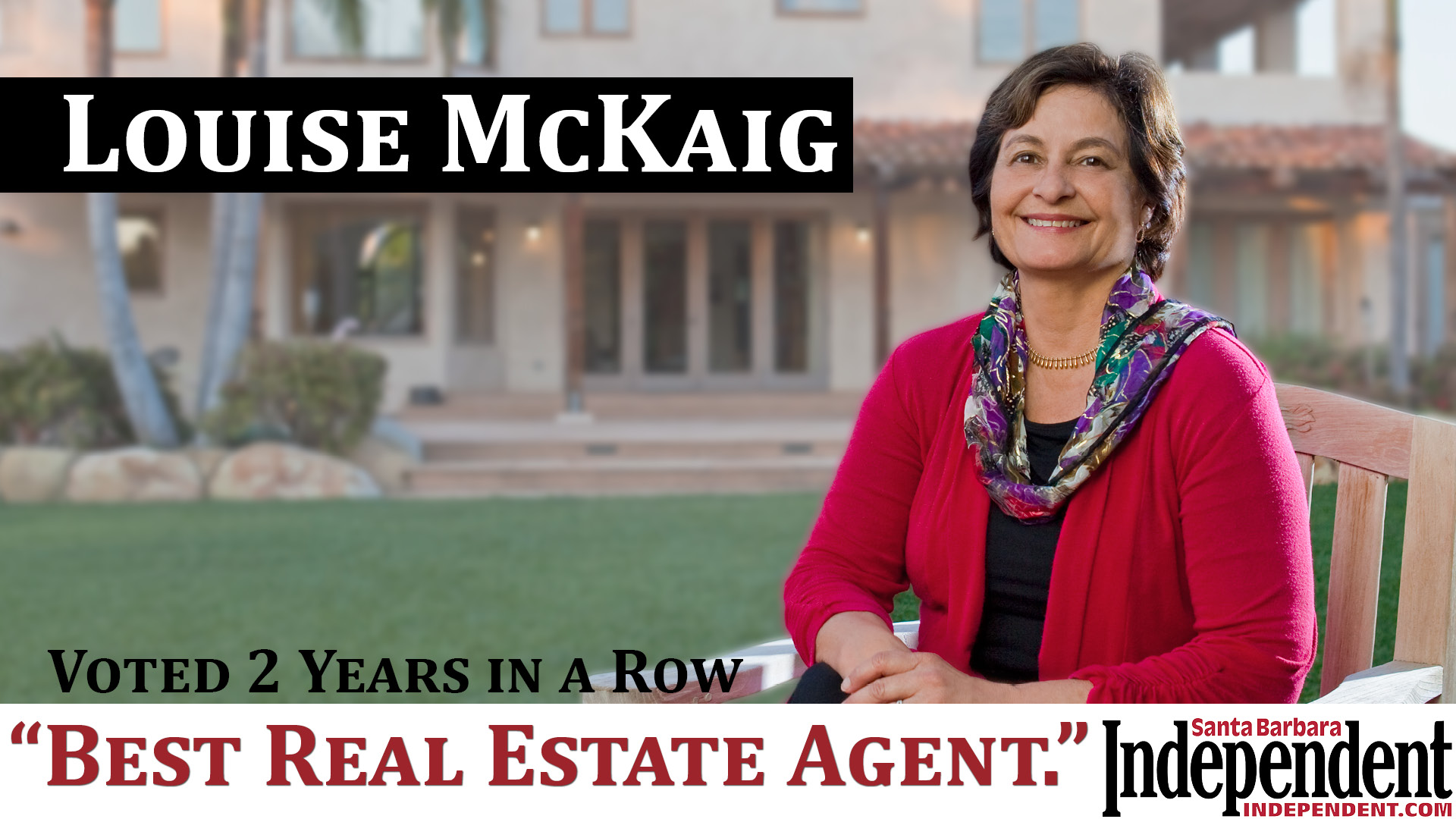 Best real estate agent, best real estate broker, best real estate company, Louise Mckaig, village properties