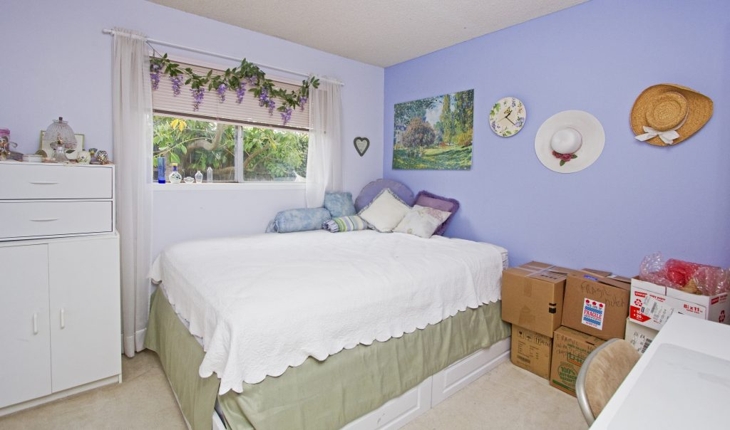 Goleta Real Estate featured listing, painted bedroom, cute home, design ideas, featured listing, santa barbara real estate, montecito real estate, goleta real estate