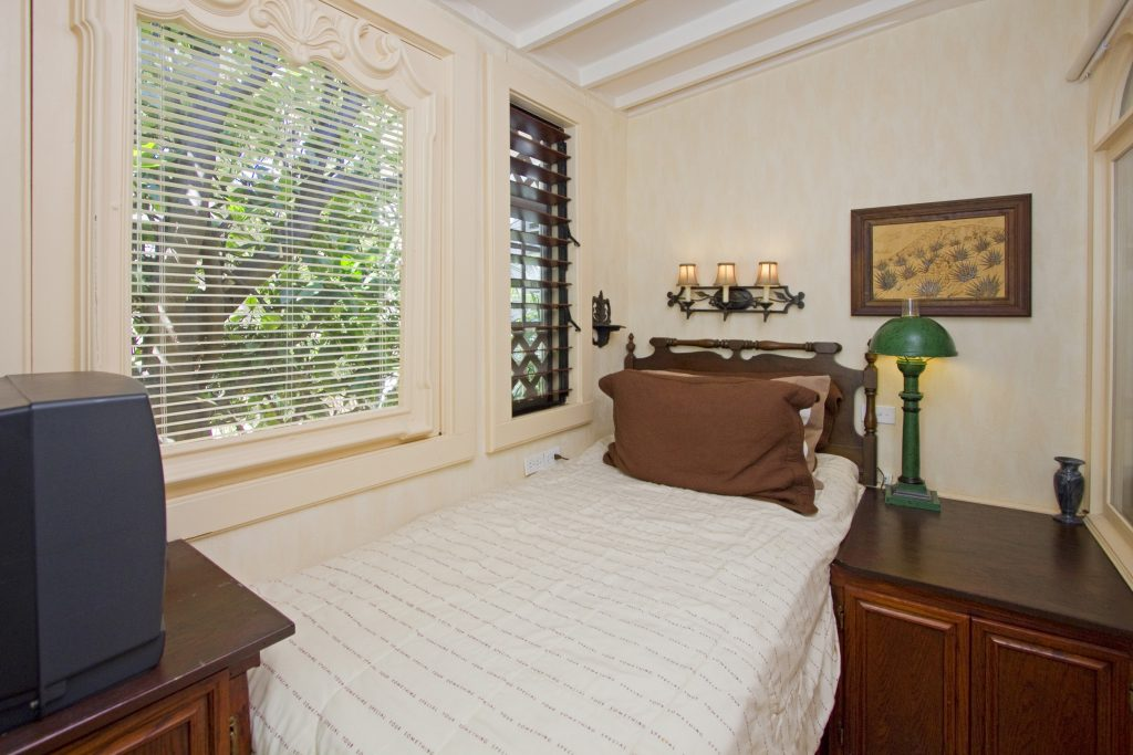 sleeping room, bedroom, Montecito, Santa Barbara, luxury real estate