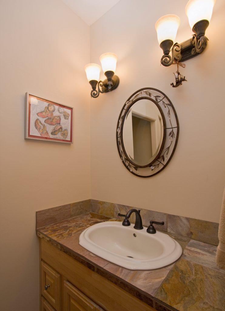 bathroom design, santa barbara bathroom, santa barbara, kitchens, counters, real estate, Santa Barbara, Village Properties