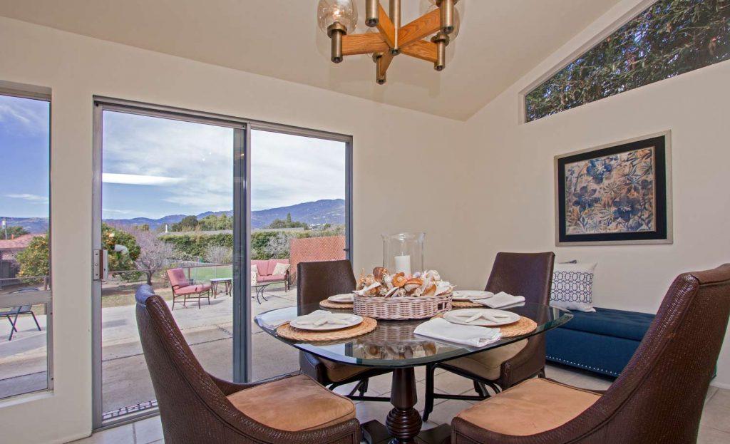 santa barbara mountain views, hope ranch, santa barbara real estate