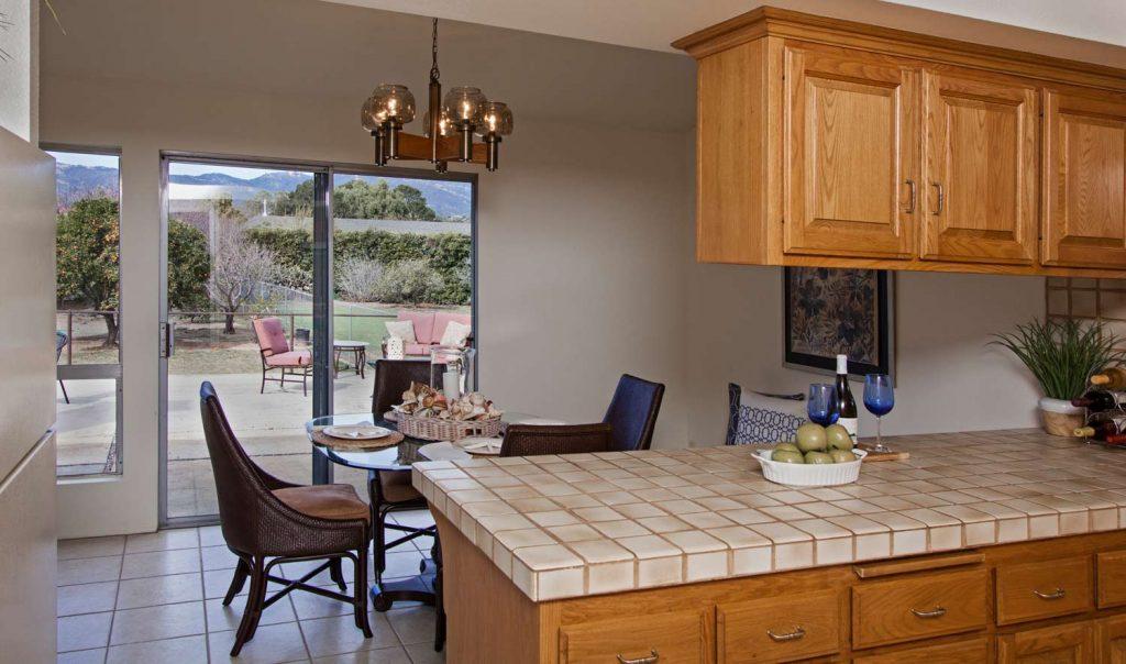santa barbara view from real estate listing
